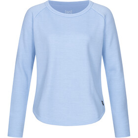 super.natural Knit Maglione Donna, skyway melange
